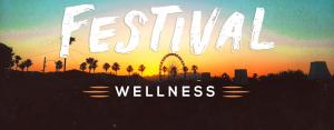 mobile festival wellness banner